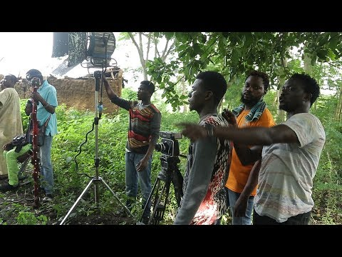 Behind the Scene Day 5&6 OLOKIKI ORU a film by Ibrahim Chatta