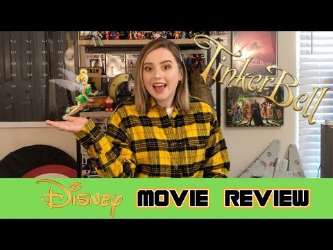 Tinker Bell (2008) - Movie Review