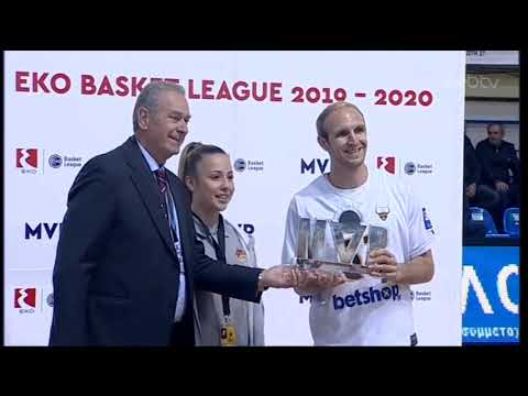 Basket League 2019-2020: ΡΕΘΥΜΝΟ – ΛΑΥΡΙΟ | 22/02/2020 | ΕΡΤ