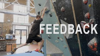 We give Negative Feedback some feedback by Bouldering Bobat