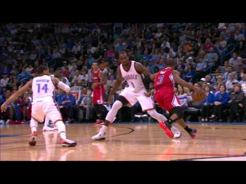 Video: Chris Paul Silences the Thunder with 33 Points