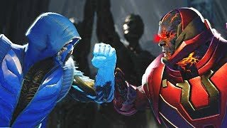 Injustice 2 Sub zero vs Darkseid All intros, clash quotes and supermoves from Injustice 2  Injustice 2 Playlist https://www.youtube.com/playlist?list=PLIHdjqWw8amLejxTrprTd5om6niDsWg4LSUBSCRIBE for daily Injustice 2 content!https://www.youtube.com/user/MaximumGuarded2
