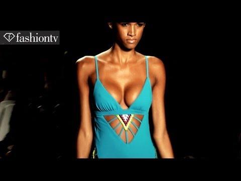 Mara Hoffman Swimwear Show – Miami Swim Fashion Week 2012 – Bikini Models | FashionTV – FTV.com