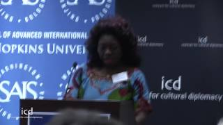 Bridget A. Teboh, Participant Paper