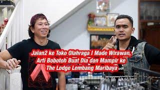 Download Video Jalan2 ke toko olahraga  I Made Wirawan, arti bobotoh dan mampir ke The Lodge Lembang Maribaya MP3 3GP MP4