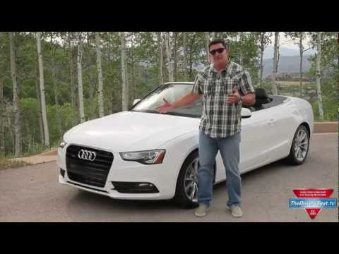 a5 - This is a review of the 2013 Audi A5 by Ron Doron of TheDriversSeat.tv.