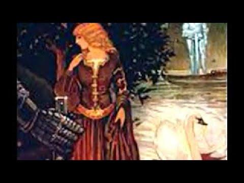 Antonio Castagna spielt Lohengrin's Verweis an Elsa