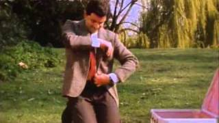 Mr Bean - The trouble with Mr  Bean 1992 clip2