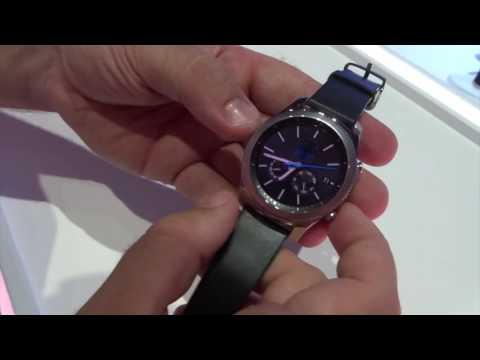 Samsung Gear S3, Anteprima da IFA 2016