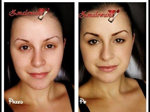 Makijaż w 5 minut - czyli codzienne naturalne podkreślenie - Zmalowana HD.avi
