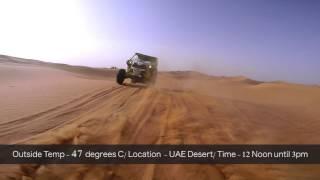10. 2016 Can-Am Maverick Max X ds 1000R Turbo-- Extreme Heat Test