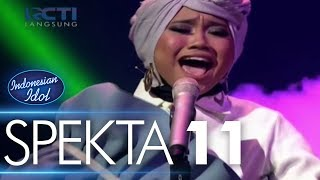 Video AYU - RAPUH (Agnez Mo) - Spekta Show Top 5 - Indonesian Idol 2018 MP3, 3GP, MP4, WEBM, AVI, FLV Juni 2018