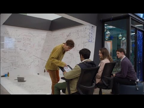 Four Dots Becomes Three Dots - Silicon Valley - Finale S6E7