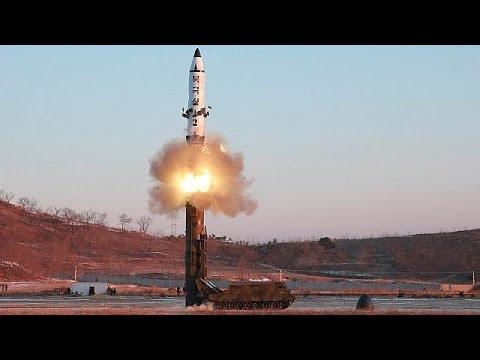 Σε νέα εκτόξευση βαλλιστικού πυραύλου προχώρησε η Βόρεια Κορέα