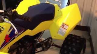 9. Suzuki ltr450 2009, MG Performance, www.mgperformance.ca, 450-778-2453,