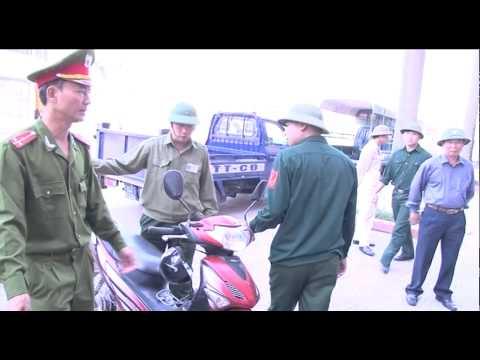 Phường Trần Phú: Ra quân tuyên truyền đảm bảo an ninh trật tự