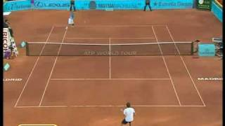 Madrid 2010: FINAL Roger v Rafa (Highlights Part 1)