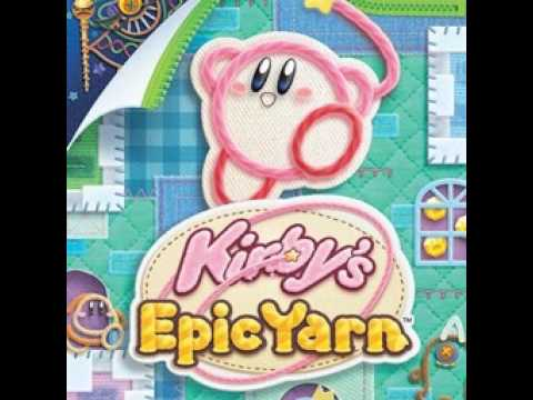Kirby Epic Yarn-OST-#4-Quilty Square
