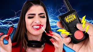 Doing My Makeup While Wearing A Shock Collar! by RCLBeauty101