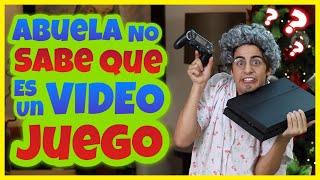 Video Daniel El Travieso - Abuela No Sabe Que Es Un Video Juego! MP3, 3GP, MP4, WEBM, AVI, FLV Juni 2019