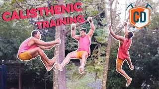 Calisthenic Climbing Exercises And Indoor Bouldering| Climbing Daily Ep.1658 by EpicTV Climbing Daily