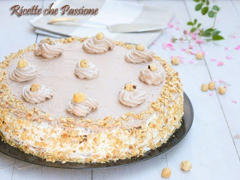 torta alle nocciole - ricetta