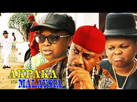 Akpaka Na Malaysia Season 4 - Yul Edochie|2019 Movie| Latest Nigerian Nollywood Movie