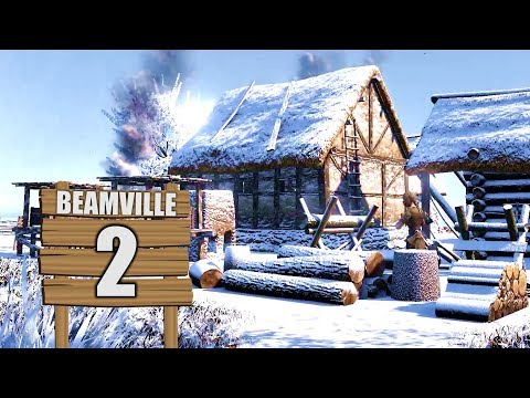 Unser erster Winter - Life is Feudal: Forest Village #2