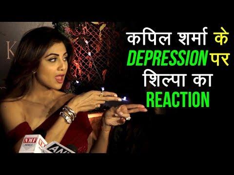 Shilpa Shetty SHUTS A Reporter On Kapil Sharma Con