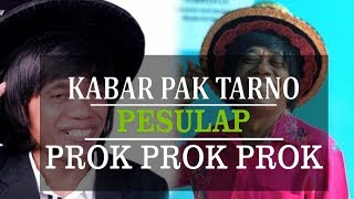 """Video Kabar Pak Tarno Pesulap """"Jadi Apa Prok Prok Prok"""" Makin Gemuk dan Tetap Bersahaja MP3, 3GP, MP4, WEBM, AVI, FLV Februari 2018"""