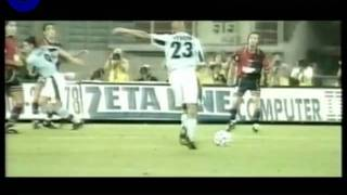 Juan Sebastian Veróns Tore in der Serie A