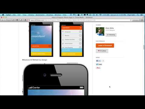 Create Your First iPhone Apps for iOS 7 – Kickstarter Courses for Beginners