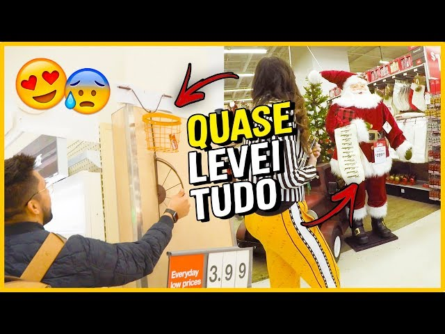 COMPRAS DE DECORAÇÃO - EP 07 - Taciele Alcolea