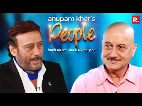 Anupam Kher's 'People' With Jackie Shroff | Exclusive Interview
