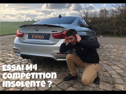 BMW M4 COUPE M4 450CH PACK COMPETITION - SÉQUENTIELLE ESSENCE