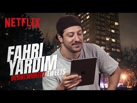 Dogs of Berlin | Fahri Yardim beantwortet Tweets | Netflix