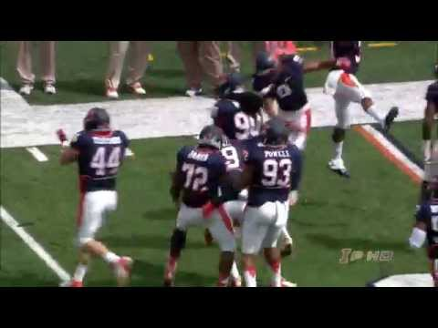illinois - The Blue team rolled to a 38-7 victory over the Orange team in the 2014 Illinois football Spring Game, April 12, 2014, at Memorial Stadium. Recap: http://bit...
