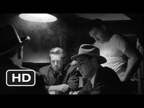 The Asphalt Jungle (2/10) Movie CLIP - The Job (1950) HD