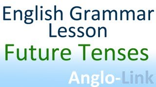 Future Continuous Vs Future Perfect Vs Future Perfect Continuous - English Tenses Lesson 9