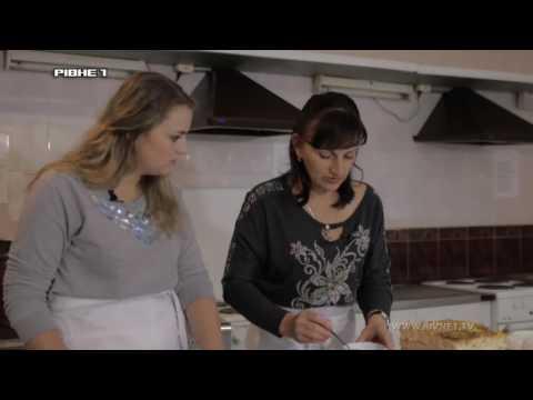"""Два види бісквітних тортів у програмі """"Кулінарний туризм"""""""