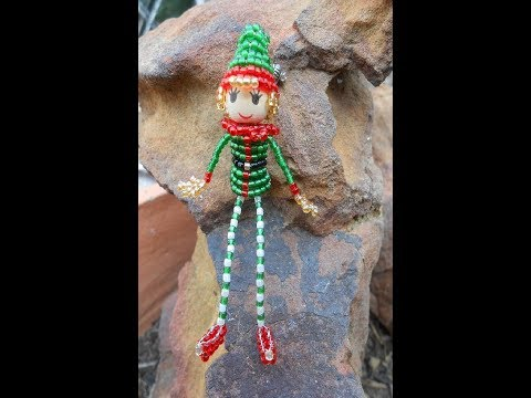3D Beaded Elf Tutorial ( Preview )