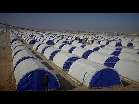Μοσούλη: Κέντρο φιλοξενίας μεταναστών ετοίμασε η κυβέρνηση -Προετοιμάζεται για μεγάλο κύμα φυγής…