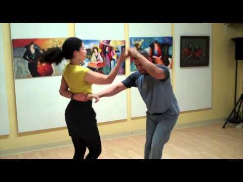 Footworks Studio, Advanced Salsa, May 3