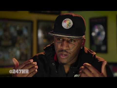 Daylyt - Regret Diddy Statement & Using Controversy To My Advantage (247HH Exclusive)