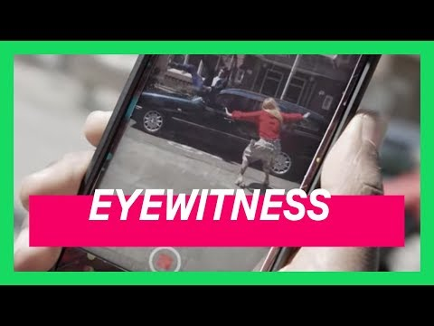 Eyewitness | #tagged • E1
