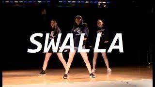 Video Swalla Dance Cover (Choreography by 1MILLION Dance Studio Park Minyoung and Yoo Junsun) MP3, 3GP, MP4, WEBM, AVI, FLV April 2018