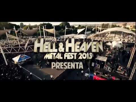 Vital Remains - Hell and Heaven Fest Official Video