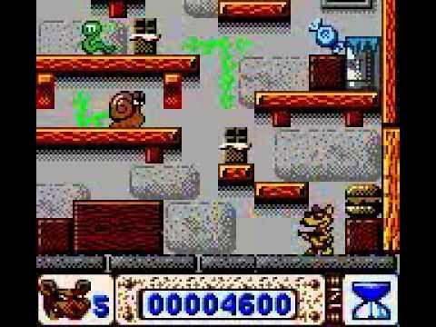 Reservoir Rat Game Boy