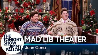 Video Mad Lib Theater with John Cena MP3, 3GP, MP4, WEBM, AVI, FLV Oktober 2018