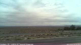 IWVBrewery Weather Time Lapse - 20151027